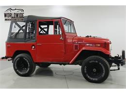1971 Toyota Land Cruiser FJ40 (CC-1236866) for sale in Denver , Colorado