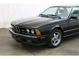 1988 BMW M6 (CC-1236881) for sale in Beverly Hills, California