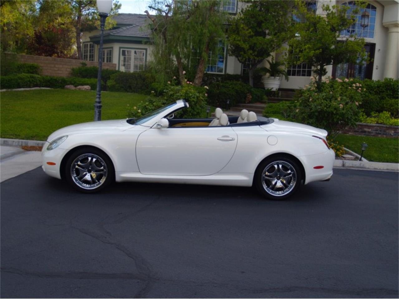 2004 Lexus SC430 (CC-1236904) for sale in Sparks, Nevada
