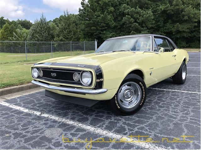 1967 Chevrolet Camaro (CC-1236960) for sale in Atlanta, Georgia