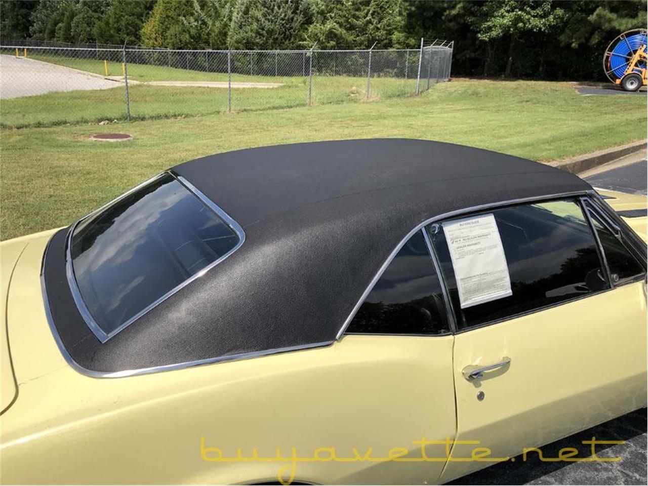 1967 Chevrolet Camaro (CC-1236960) for sale in Atlanta, Georgia