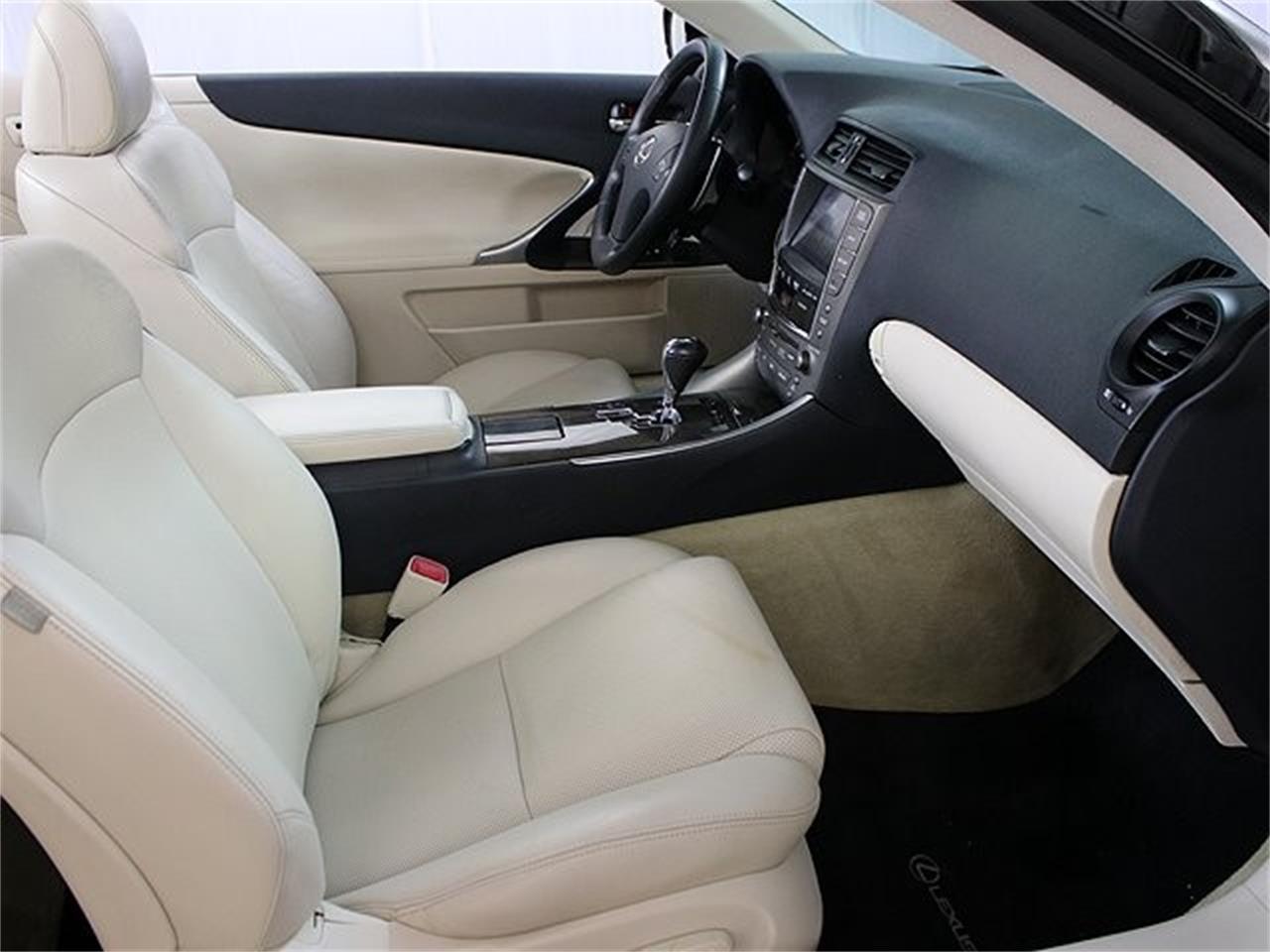 2010 Lexus IS350 (CC-1236964) for sale in Addison, Illinois