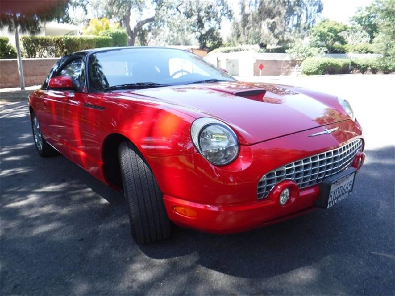 2002 Ford Thunderbird (CC-1236986) for sale in Thousand Oaks, California