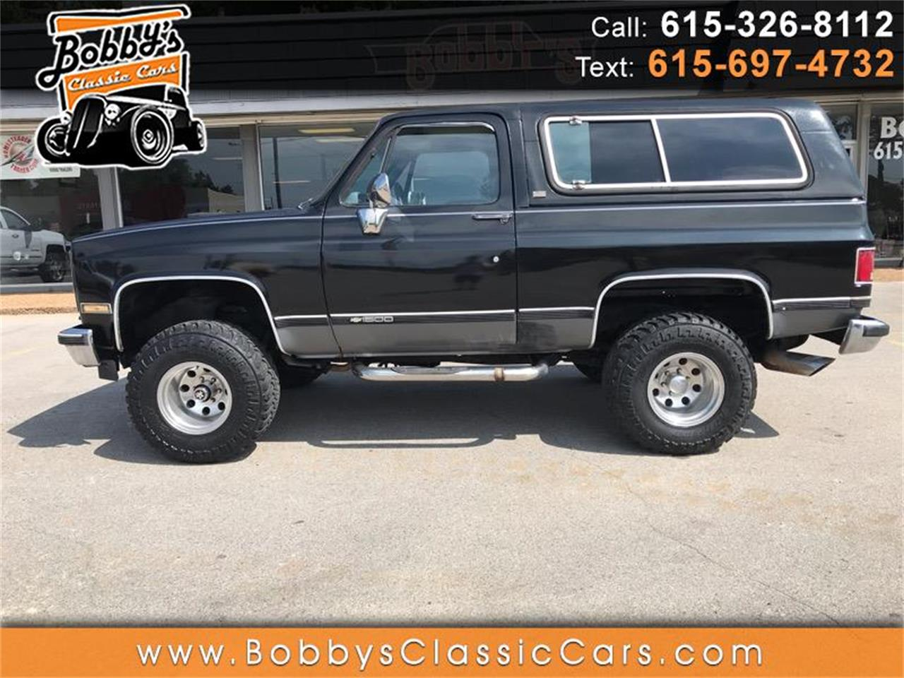 1990 Chevrolet Blazer (CC-1237008) for sale in Dickson, Tennessee