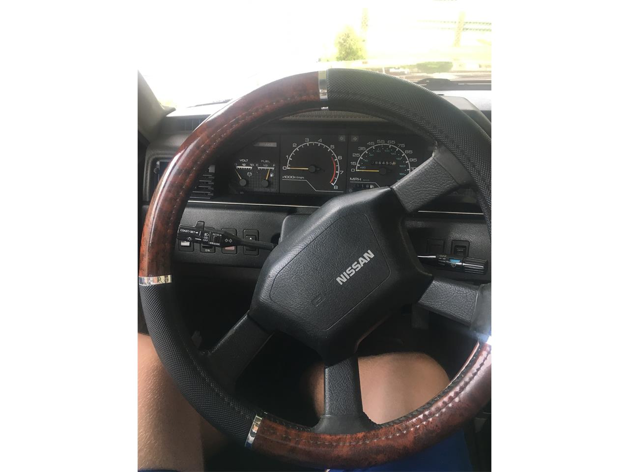 1987 Nissan Maxima (CC-1237060) for sale in Bartlesville, Oklahoma