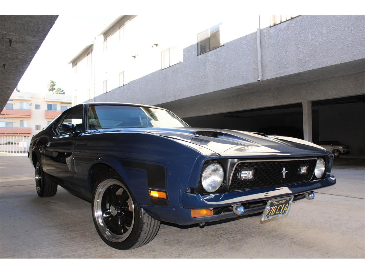 1971 Ford Mustang Mach 1 (CC-1237100) for sale in Sherman Oaks, California