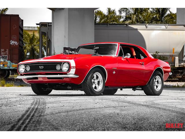 1967 Chevrolet Camaro (CC-1237103) for sale in Fort Lauderdale, Florida