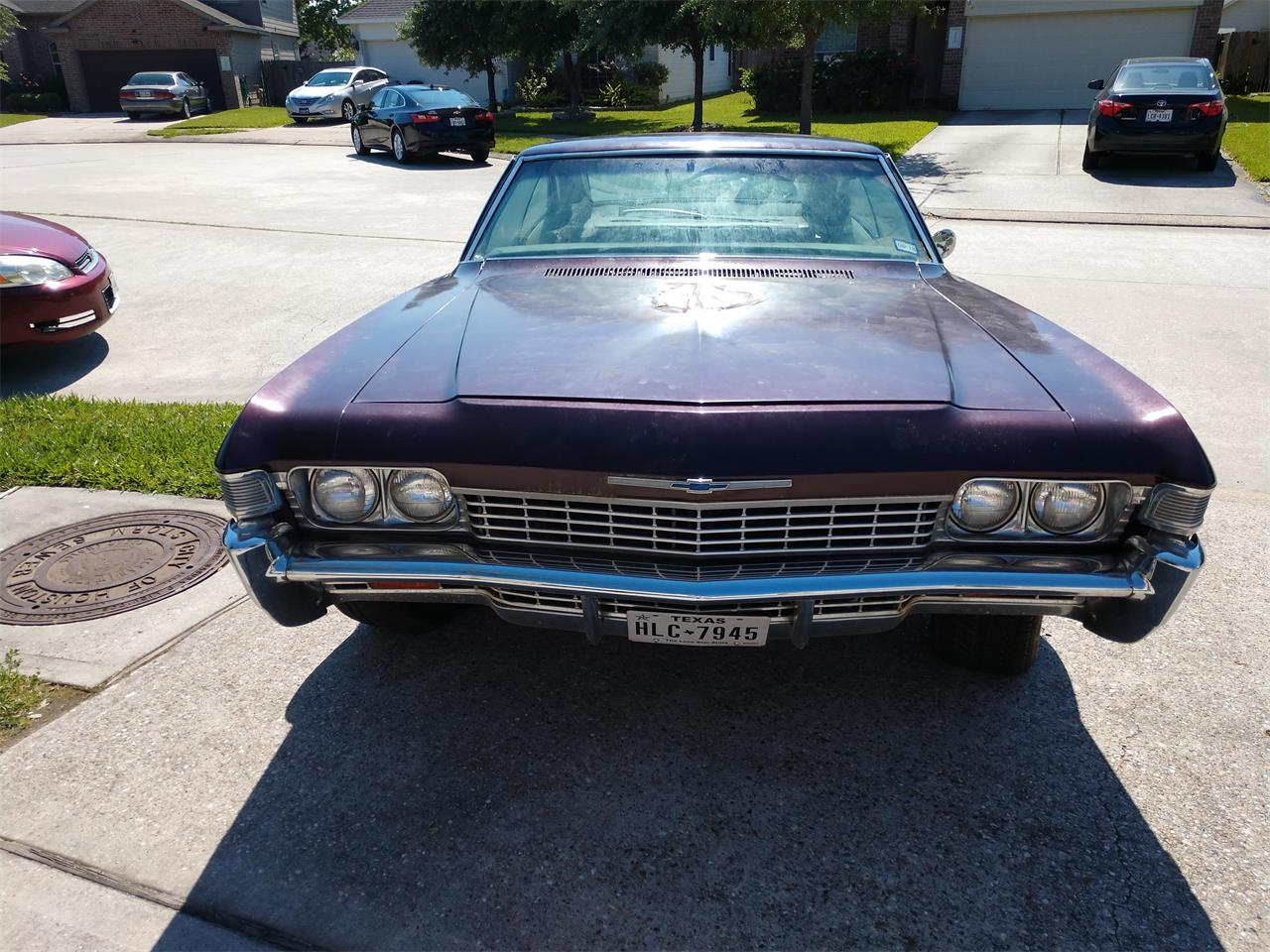 1968 Chevrolet Impala (CC-1237111) for sale in Spring, Texas