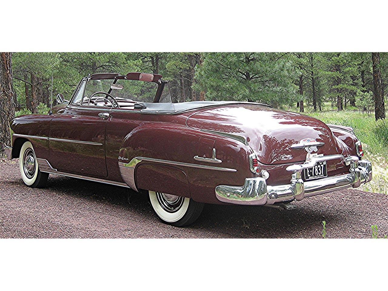 1952 Chevrolet Convertible (CC-1237112) for sale in Flagstaff, Arizona