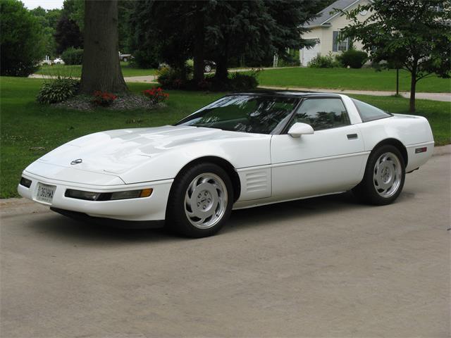 1992 Chevrolet Corvette (CC-1237114) for sale in Shaker Heights, Ohio