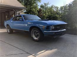 1970 Ford Mustang Mach 1 (CC-1237126) for sale in Chardon, Ohio