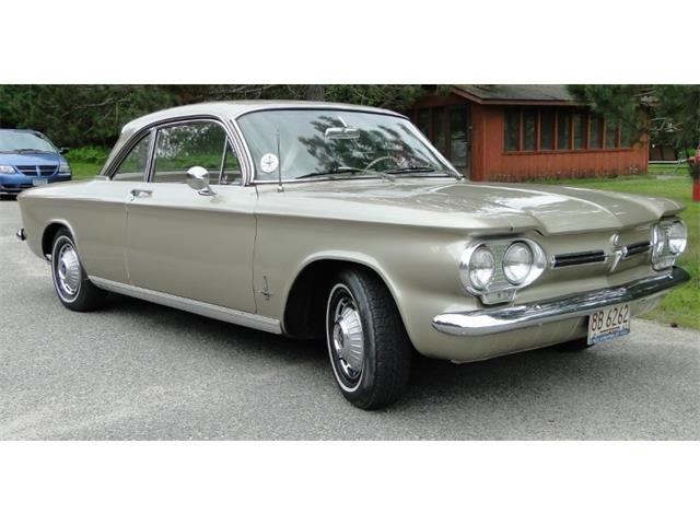 1962 Chevrolet Corvair Monza (CC-1237130) for sale in Grand Rapids, Minnesota