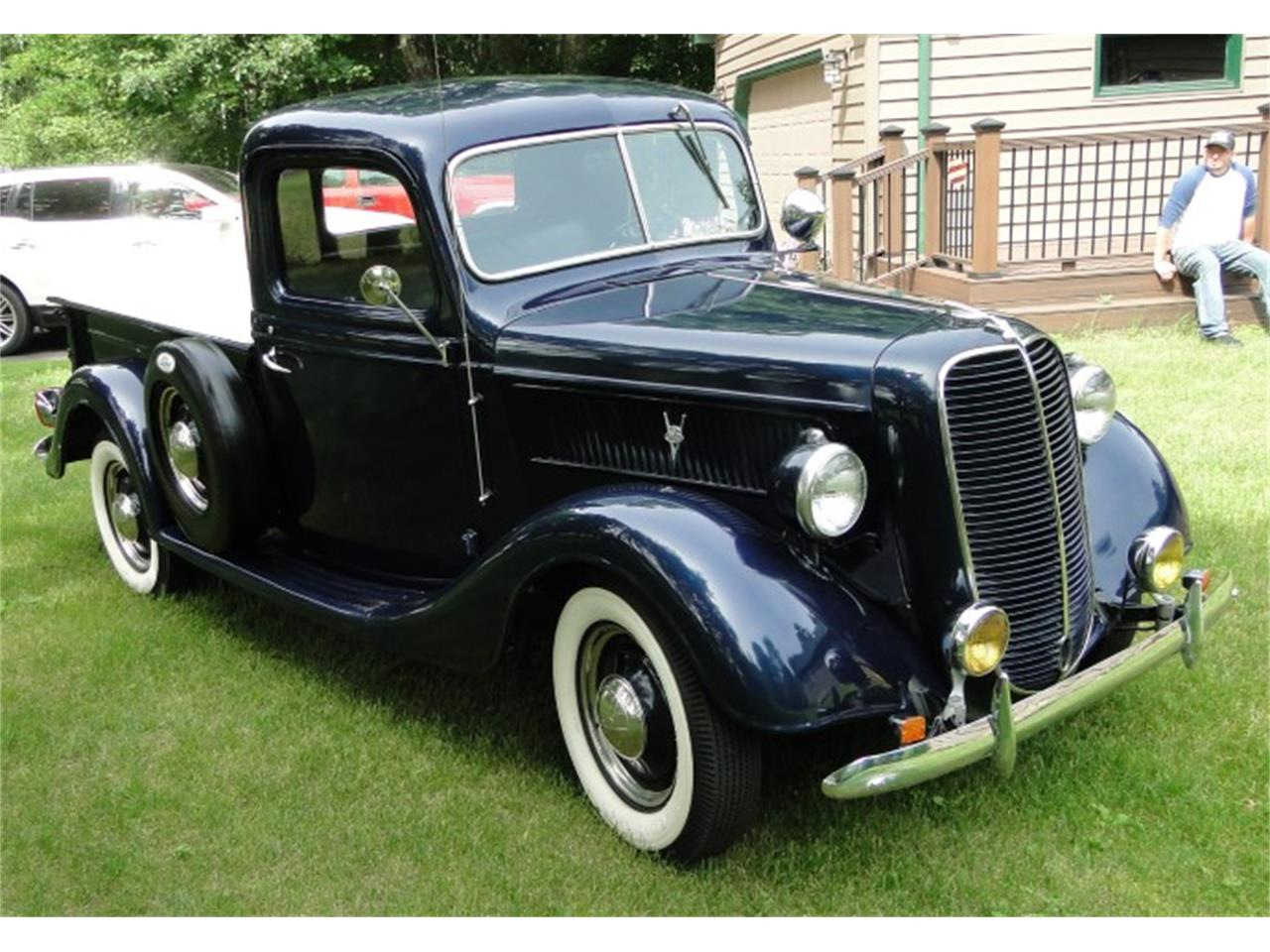 1937 Ford Pickup (CC-1237132) for sale in Grand Rapids, Minnesota