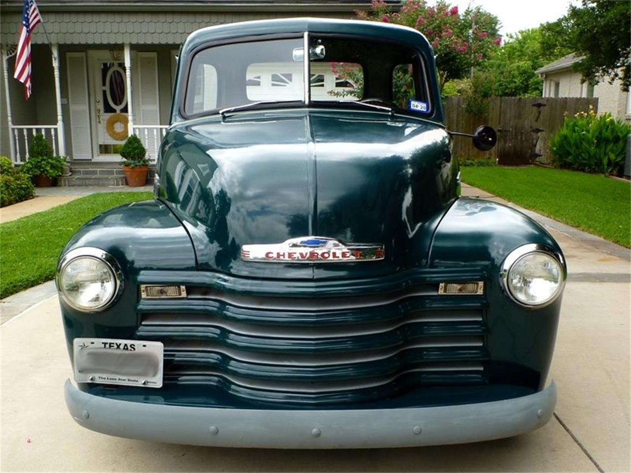 1952 Chevrolet 3100 (CC-1237203) for sale in Arlington, Texas