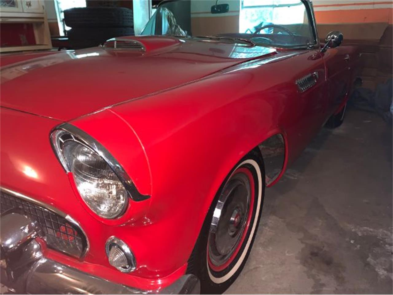 1955 Ford Thunderbird (CC-1237299) for sale in Cadillac, Michigan