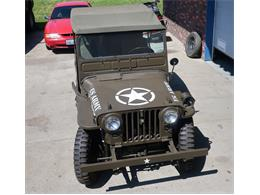 1947 Willys M38A1 (CC-1230073) for sale in Carnation, Washington