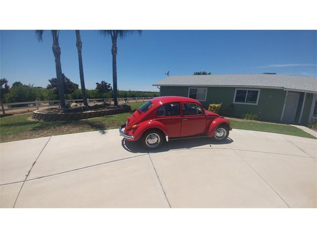 1970 Volkswagen Beetle (CC-1230732) for sale in Reedley, California