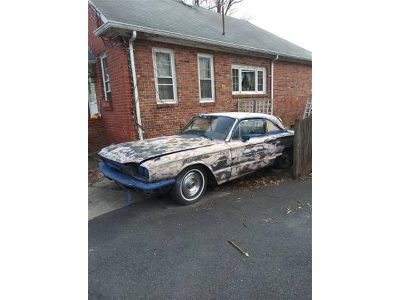 1966 Ford Thunderbird (CC-1237342) for sale in Cadillac, Michigan