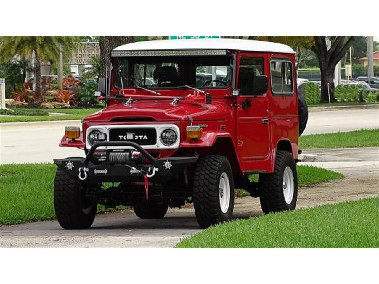 1977 Toyota Land Cruiser FJ (CC-1237363) for sale in Cadillac, Michigan