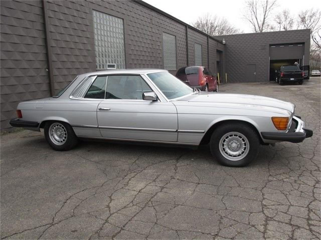 1977 Mercedes-Benz 450SLC (CC-1237394) for sale in Troy, Michigan