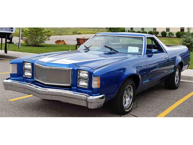 1977 Ford Ranchero (CC-1230074) for sale in Clearfield, Utah