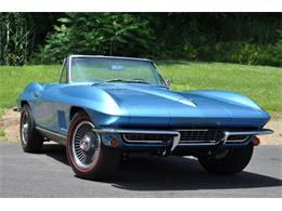 1967 Chevrolet Corvette (CC-1230741) for sale in Clifton Park, New York