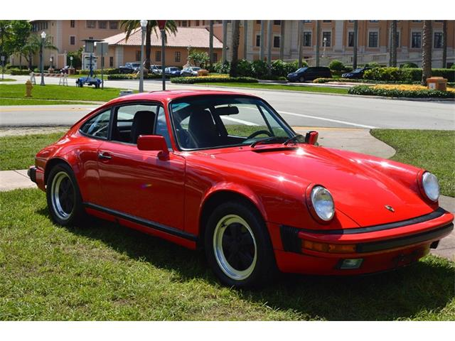 1988 Porsche 911 (CC-1237433) for sale in Miami, Florida