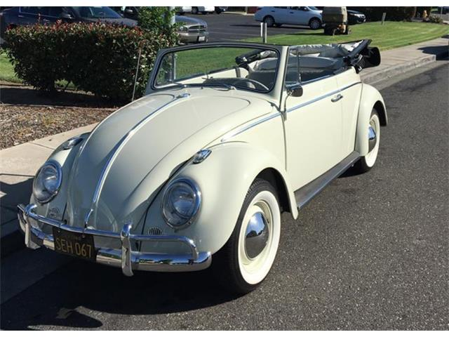 1963 Volkswagen Beetle (CC-1237461) for sale in Ripon, California
