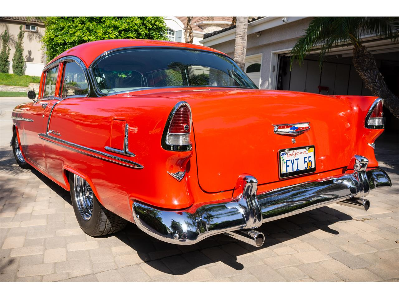 1955 Chevrolet Bel Air (CC-1237478) for sale in ANAHEIM, California