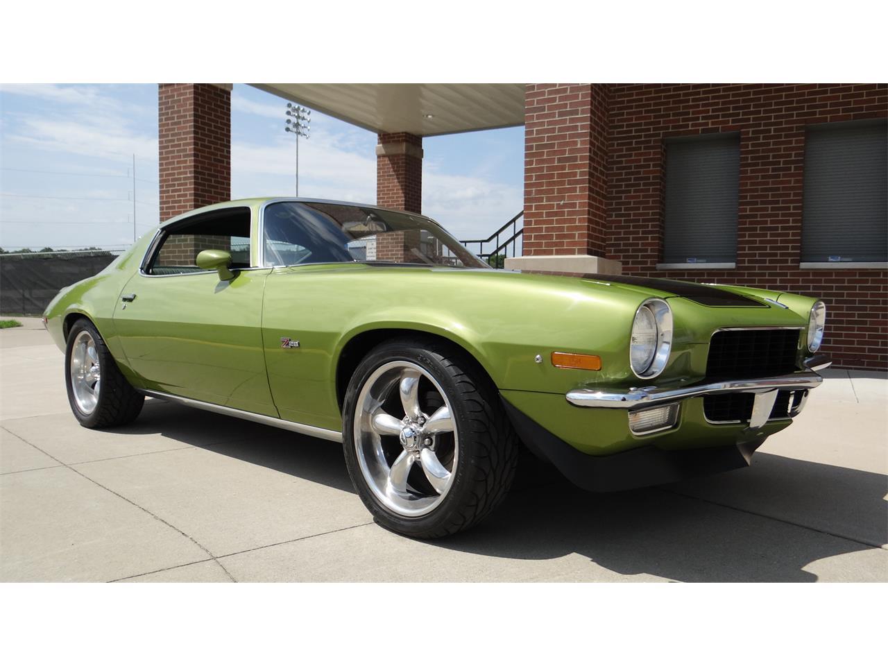 1970 Chevrolet Camaro Z28 (CC-1237485) for sale in Davenport, Iowa