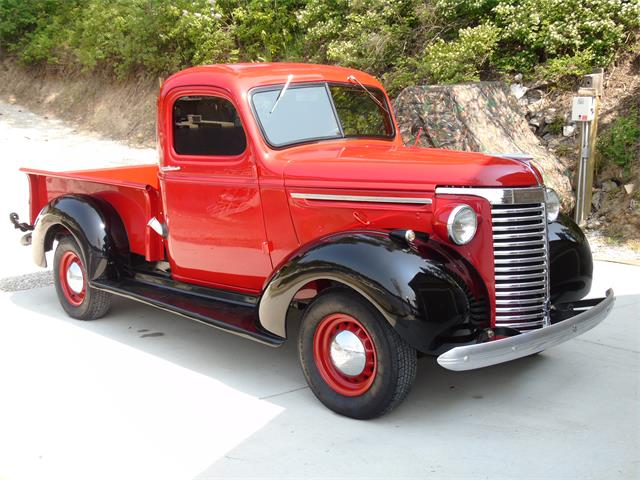 1940 Chevrolet Pickup (CC-1237492) for sale in Spokane, Washington