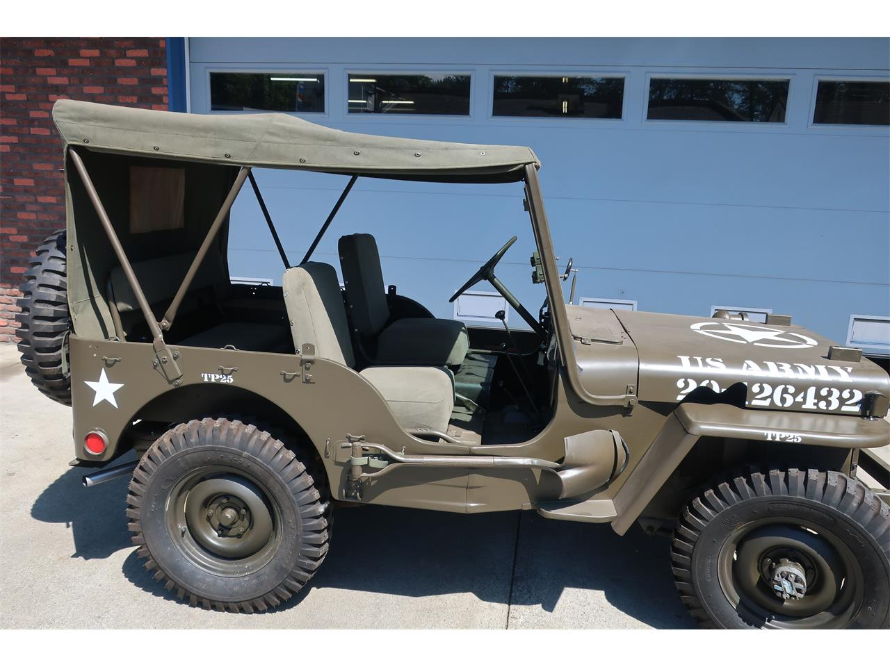 1947 Willys M38A1 (CC-1230075) for sale in Carnation, Washington