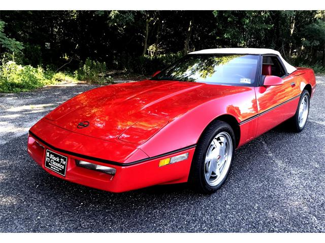 1988 Chevrolet Corvette (CC-1237514) for sale in Stratford, New Jersey
