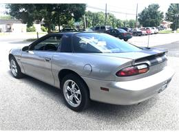2001 Chevrolet Camaro Z28 (CC-1237516) for sale in Stratford, New Jersey