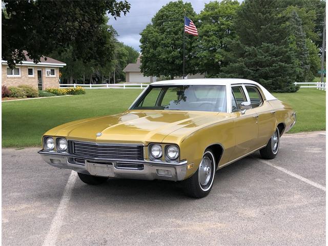 1972 Buick Skylark (CC-1237595) for sale in Maple Lake, Minnesota