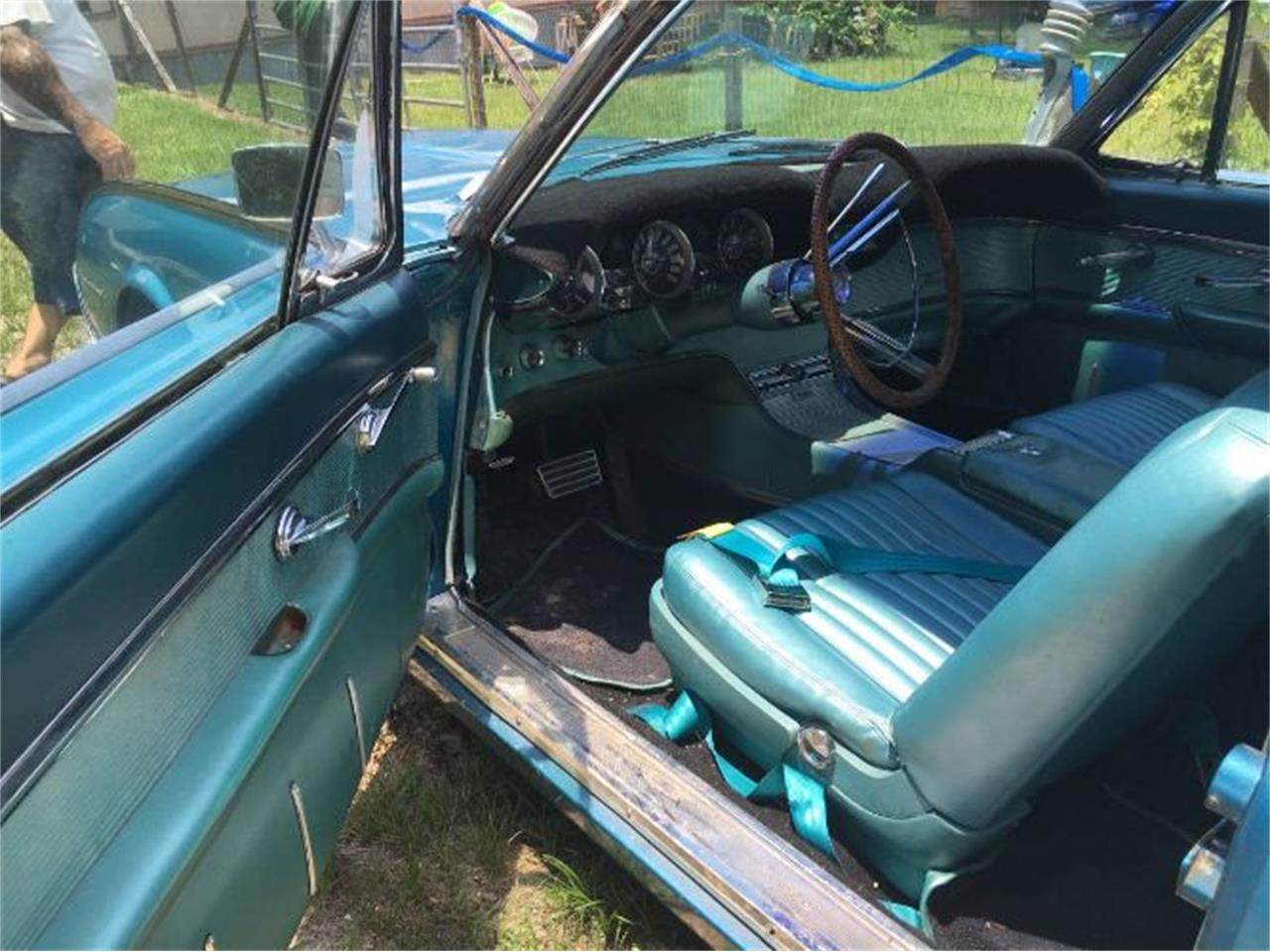 1962 Ford Thunderbird (CC-1237604) for sale in Cadillac, Michigan