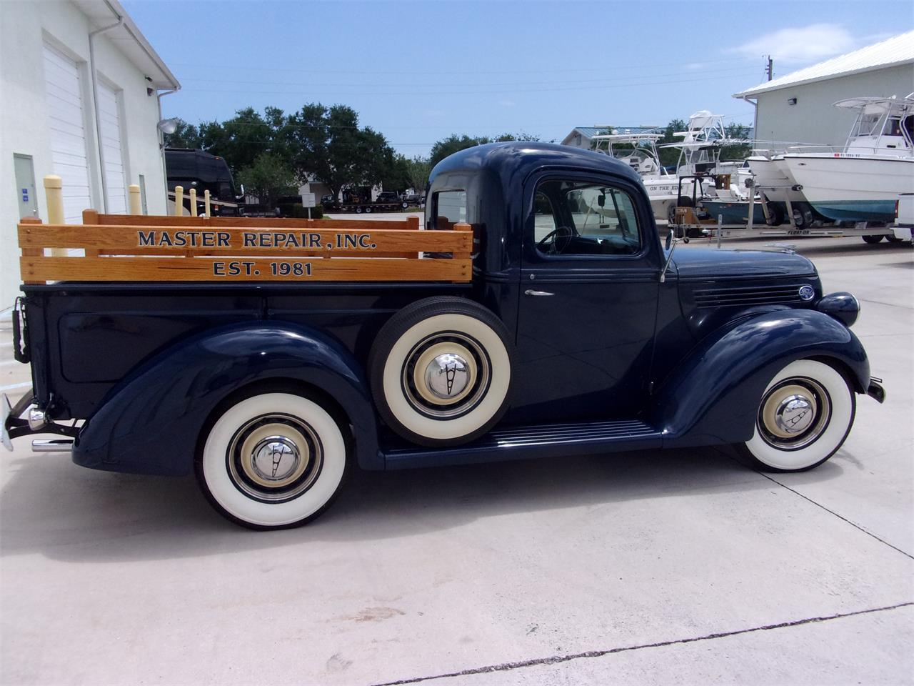 1938 Ford F1 (CC-1237657) for sale in Stuart, Florida