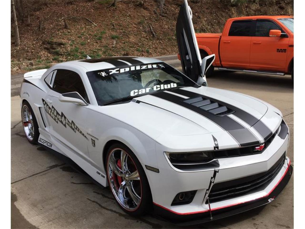2014 Chevrolet Camaro SS (CC-1237689) for sale in Metz, West Virginia