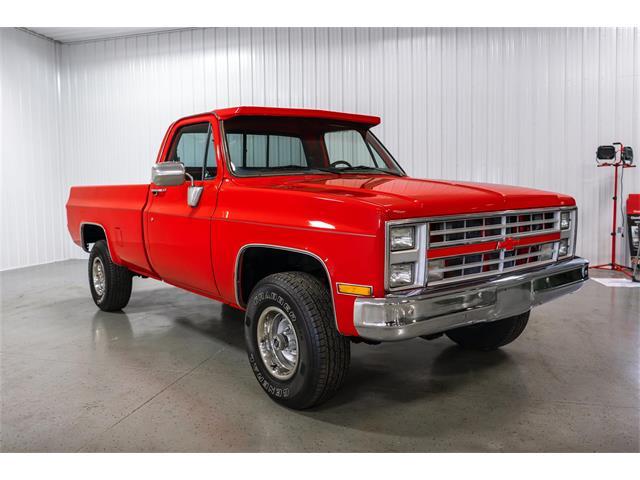 1982 Chevrolet K-10 (CC-1237696) for sale in Chambersburg, Pennsylvania