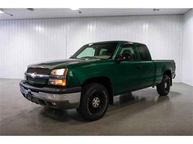 2003 Chevrolet Silverado (CC-1237698) for sale in Chambersburg, Pennsylvania