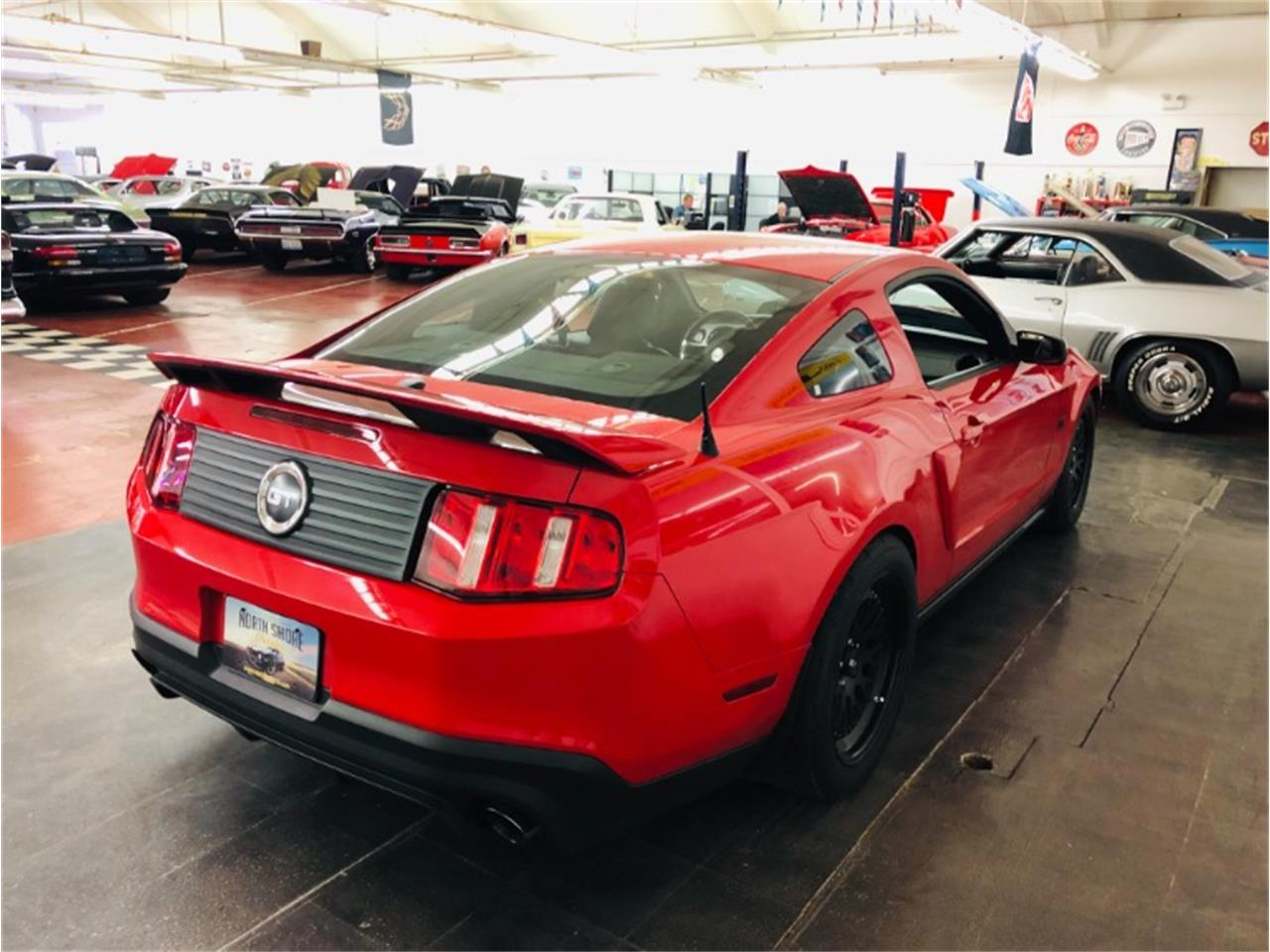2010 Ford Mustang (CC-1237721) for sale in Mundelein, Illinois