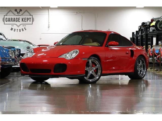2001 Porsche 911 (CC-1237727) for sale in Grand Rapids, Michigan