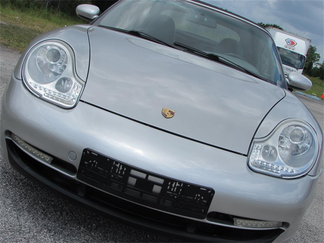 2000 Porsche 911 Carrera (CC-1237744) for sale in Orlando, Florida