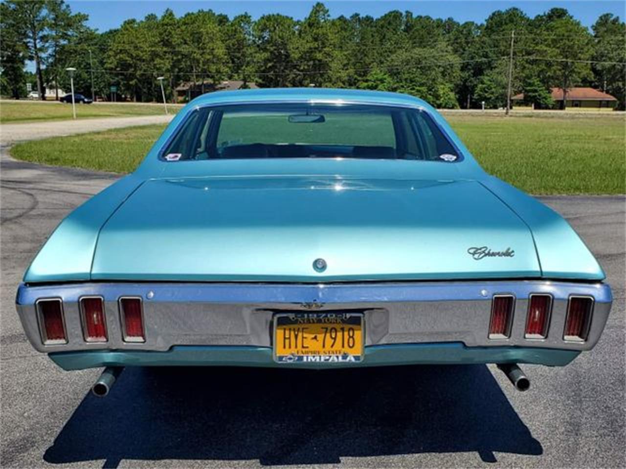 1970 Chevrolet Impala (CC-1237745) for sale in Hope Mills, North Carolina