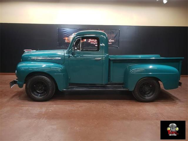 1951 Ford F2 (CC-1237746) for sale in Orlando, Florida