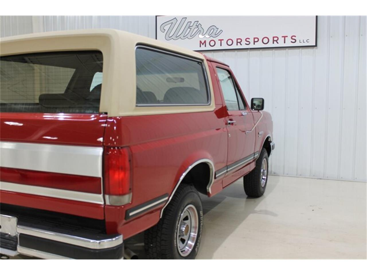1989 Ford Bronco (CC-1237775) for sale in Fort Wayne, Indiana