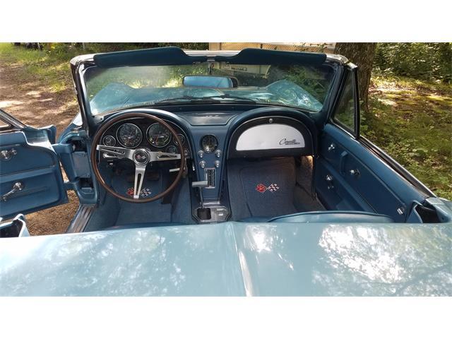 1965 Chevrolet Corvette (CC-1237780) for sale in Duquette, Minnesota