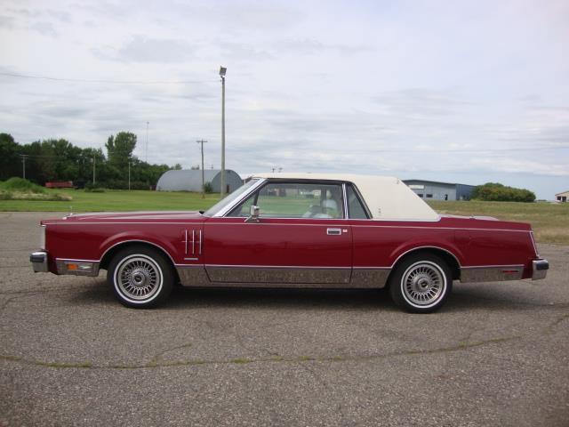 1983 Lincoln Continental Mark VI (CC-1237812) for sale in Milbank, South Dakota