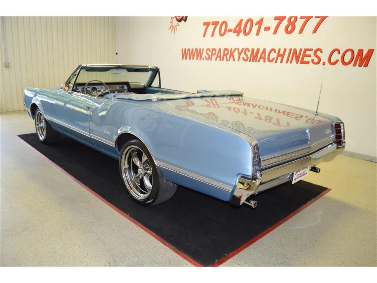 1966 Oldsmobile Cutlass (CC-1237818) for sale in Loganville, Georgia