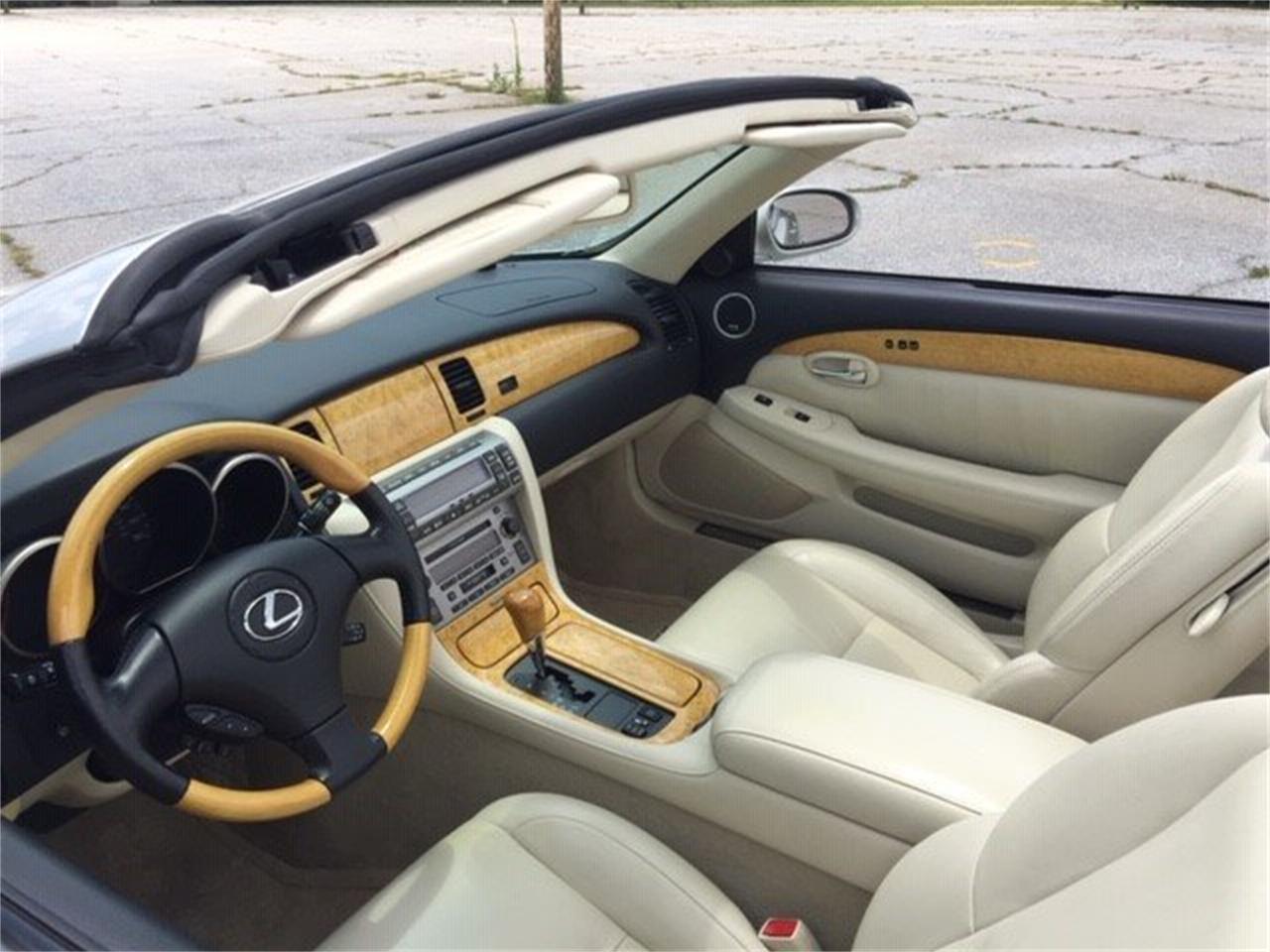 2005 Lexus SC430 (CC-1237877) for sale in Greensboro, North Carolina